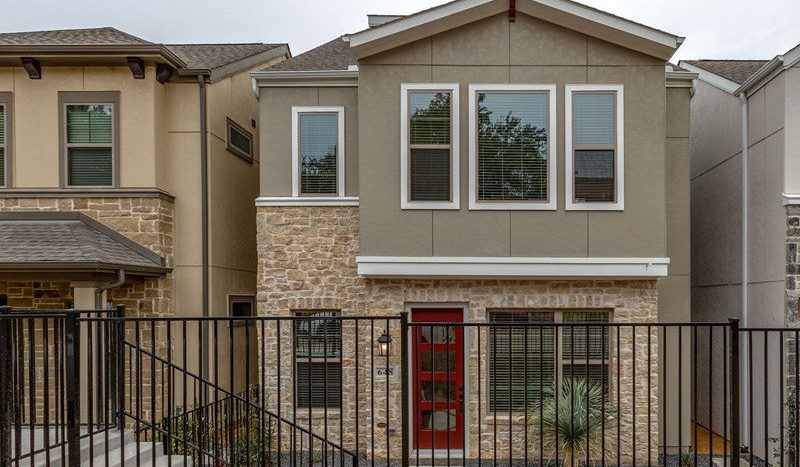 David Weekley Homes The Reserve at Kessler Heights - Cottage Series subdivision  Dallas TX 75208