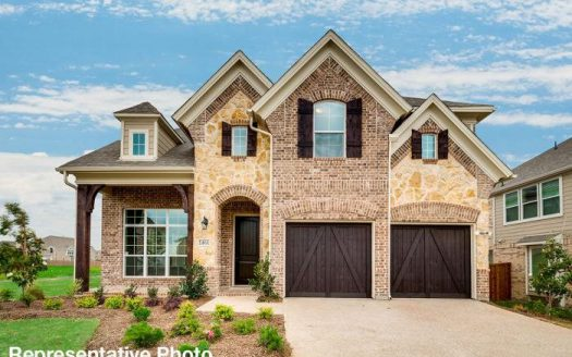 Grand Homes Westminster at Craig Ranch subdivision  McKinney TX 75070