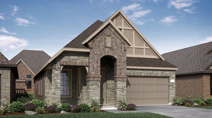 Normandy Homes Reserve on Parker subdivision  Carrollton TX 75010