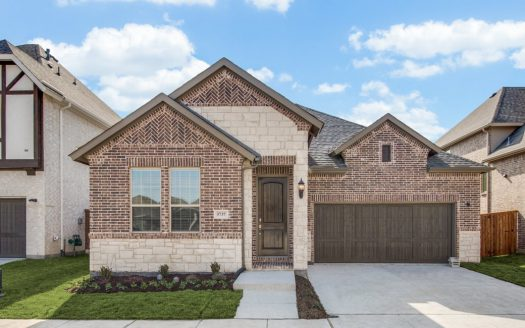 CalAtlantic Homes Villas at Stacy subdivision  McKinney TX 75070