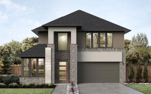 MainVue Homes Ridgeview Crossing subdivision 859 Baugh Drive