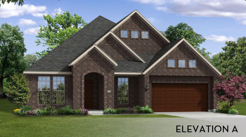 CastleRock Communities The Homestead subdivision  Sunnyvale TX 75182