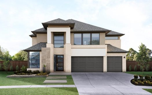MainVue Homes Ridgeview Crossing subdivision 2464 Electra Drive