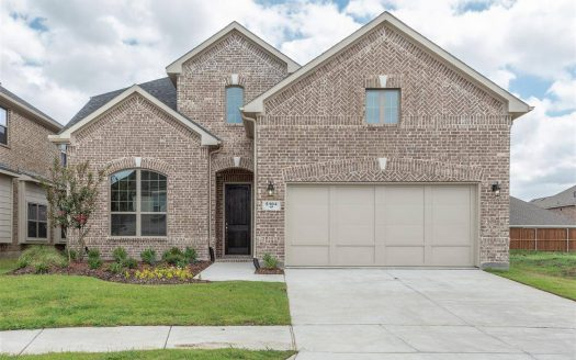 Plantation Homes Union Park subdivision 5104 Shallow Pond Dr Aubrey TX 76227