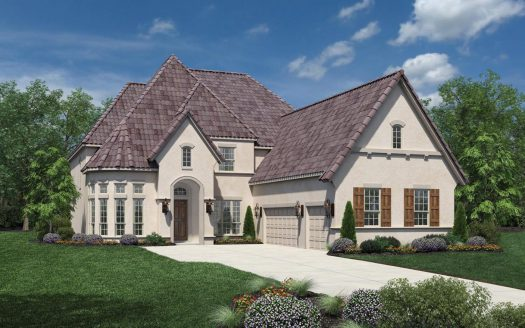Toll Brothers Lexington Country - The Executives subdivision  Frisco TX 75035