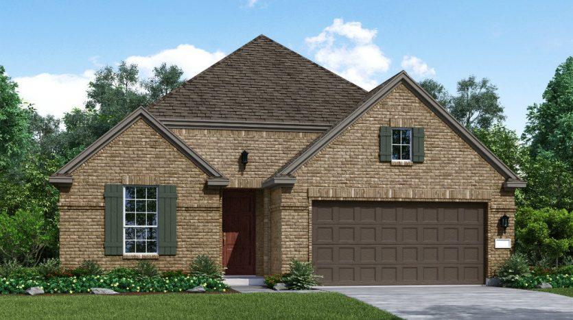 Taylor Morrison Willowcreek at Auburn Hills subdivision  McKinney TX 75071
