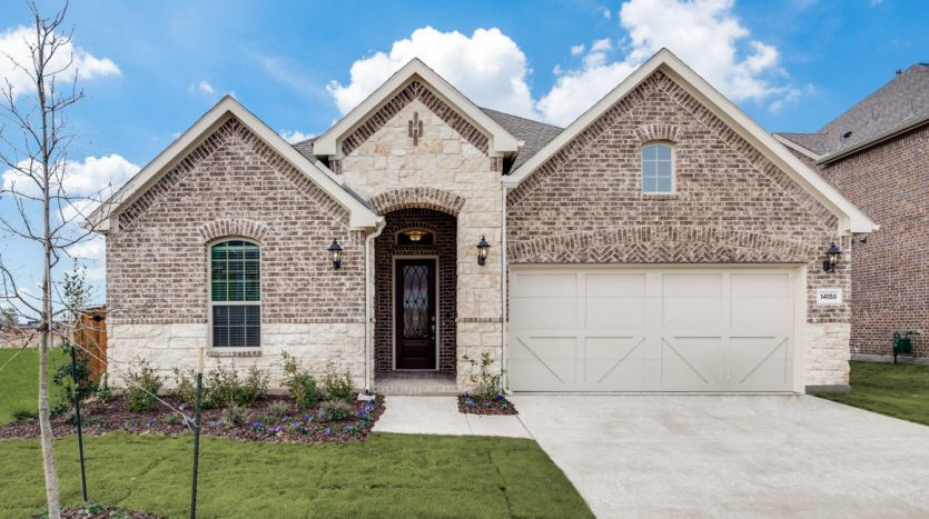 Village Builders Estates at Shaddock subdivision  Frisco TX 75035