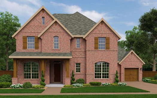 Village Builders Phillips Creek Ranch 75' subdivision  Frisco TX 75034