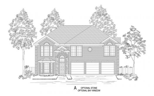 First Texas Homes Valencia On The Lake subdivision  Little Elm TX 75068