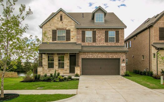 David Weekley Homes North Hills Estates subdivision  Irving TX 75039