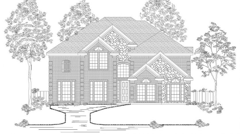 First Texas Homes Sutton Fields subdivision  Celina TX 75009
