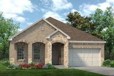 Sandlin Homes Edgefield subdivision  Arlington TX 76002