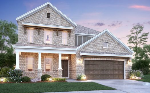 M/I Homes Sutton Fields subdivision  Celina TX 75009