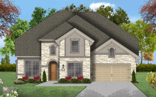 Plantation Homes Somerset subdivision  Frisco TX 75033