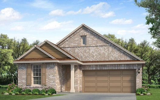Normandy Homes Liberty Hill subdivision  McKinney TX 75070