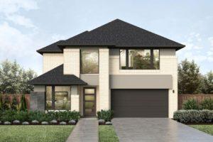 MainVue Homes Ridgeview Crossing subdivision 853 Baugh Drive