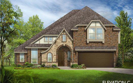 Bloomfield Homes Heartland subdivision 3604 Kimberly Court Forney TX 75126
