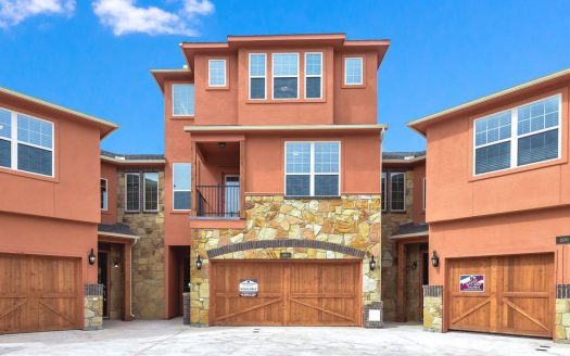 Impression Homes Lakeshore Village subdivision 2670 Villa di Lago - Unit 3 Grand Prairie TX 75054