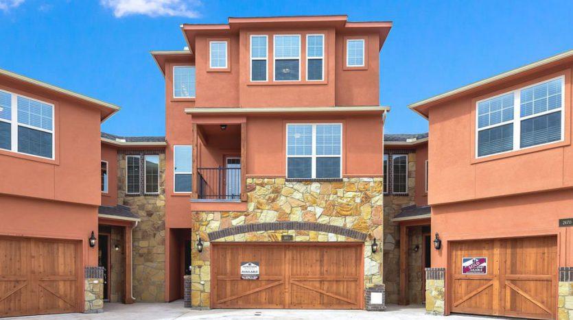 Impression Homes Lakeshore Village subdivision 2670 Villa di Lago - Unit 3 Grand Prairie TX 75054