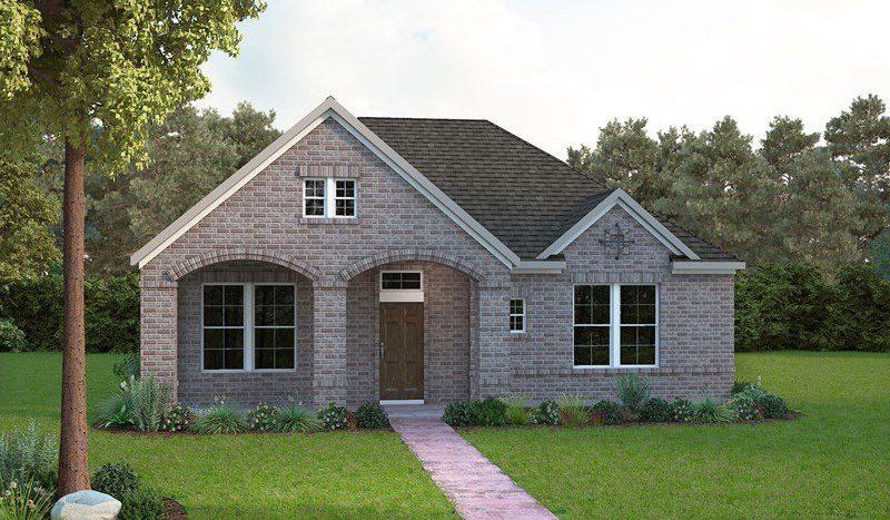 David Weekley Homes Elements at Viridian - Traditional Series subdivision  Arlington TX 76005