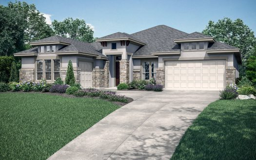 Landon Homes Lexington Country Executive Series subdivision  Frisco TX 75035