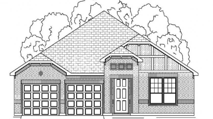 History Maker Homes Twin Hills subdivision  Arlington TX 76001