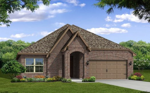 Beazer Homes The Grove at Craig Ranch subdivision  McKinney TX 75070