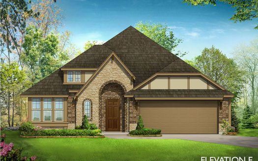 Bloomfield Homes Oak Crest Estates subdivision  Euless TX 76040