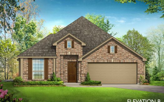 Bloomfield Homes Paloma Creek subdivision 1733 Yellowthroat Drive Little Elm TX 75068