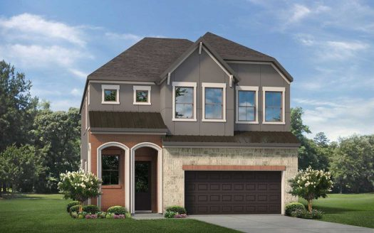 David Weekley Homes Enclave at Lake Highlands Town Center - Park Serie subdivision  Dallas TX 75231