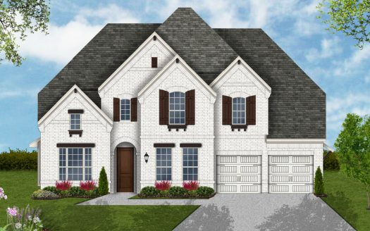 Coventry Homes Edgestone at Legacy subdivision  Frisco TX 75034