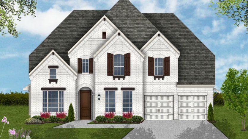 Coventry Homes Edgestone at Legacy subdivision  Frisco TX 75034