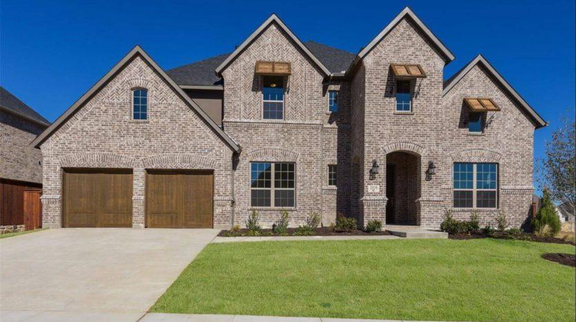 Coventry Homes Mustang Lakes subdivision  Celina TX 75009