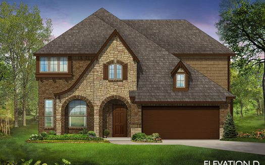 Bloomfield Homes Willow Wood subdivision  McKinney TX 75071