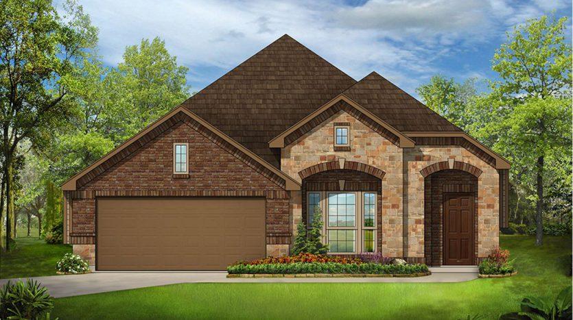 Bloomfield Homes Union Park subdivision  Little Elm TX 75068