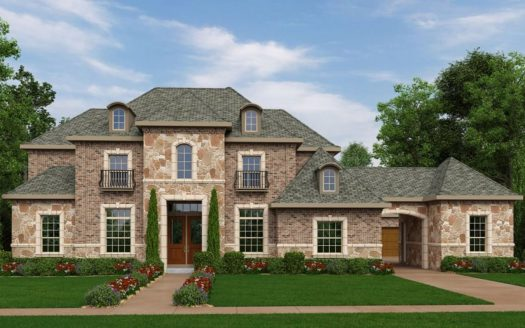 CalAtlantic Homes Shady Oaks subdivision  Southlake TX 76092