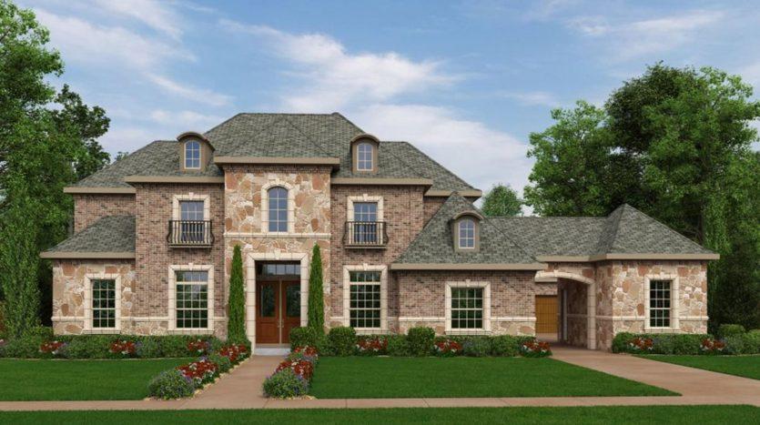 CalAtlantic Homes Shady Oaks subdivision  Southlake TX 76092