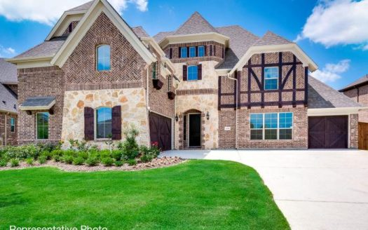 Grand Homes Estates at Miramonte subdivision  Frisco TX 75035