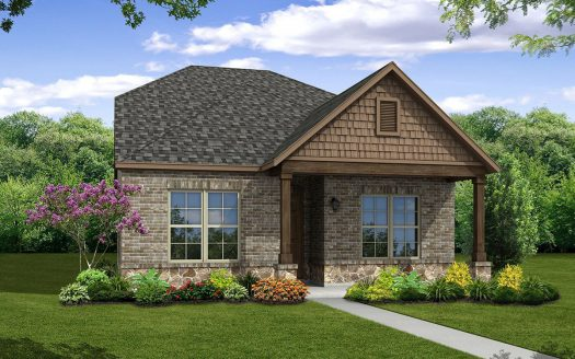 Beazer Homes Founders Parc subdivision  Euless TX 76040
