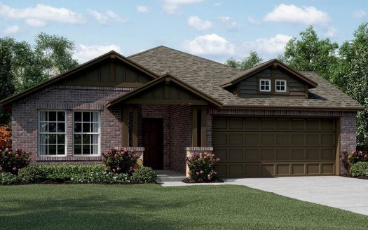 Taylor Morrison Travis Ranch subdivision  Forney TX 75126