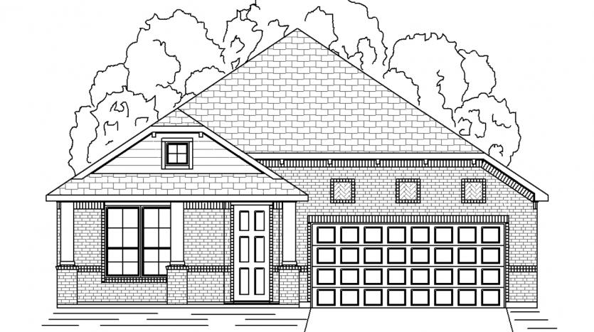 History Maker Homes Auburndale subdivision  Melissa TX 75454
