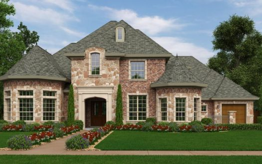 Village Builders Winding Creek subdivision  Southlake TX 76092