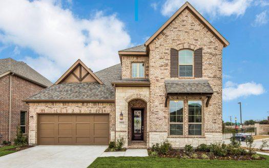 K. Hovnanian® Homes Villas at Mustang Park subdivision 7900 Pimlico Lane