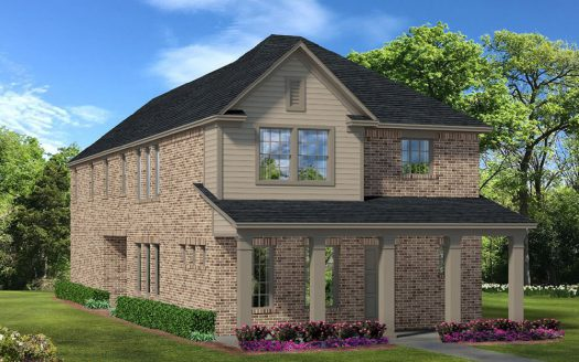 Normandy Homes The Village at Twin Creeks subdivision  Allen TX 75013