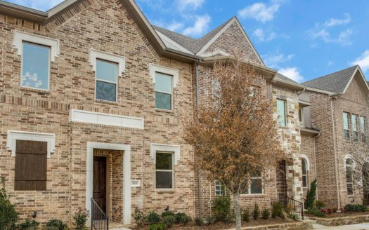 Lennar River Walk at Central Park subdivision  Flower Mound TX 75028