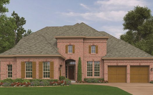 Village Builders Emerson Estates subdivision  Frisco TX 75033