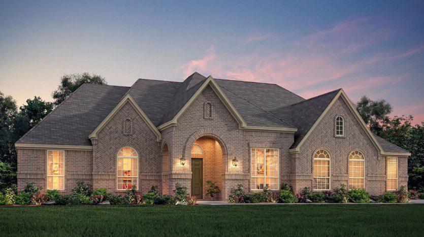Village Builders Gean Estates subdivision  Keller TX 76248