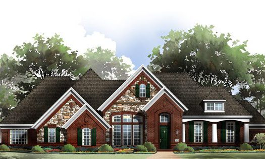 Grand Homes Estates at Pleasant Valley subdivision  Sachse TX 75048