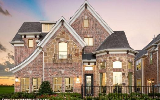 Grand Homes Westminster at Craig Ranch subdivision 7612 Choctaw Lane McKinney TX 75070