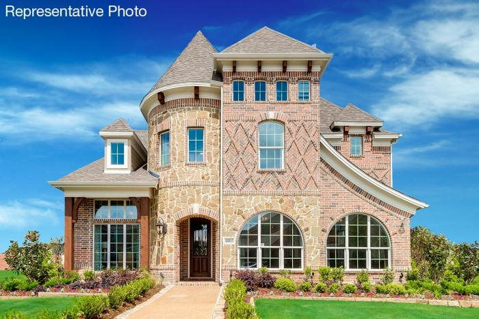 Grand Homes Wilmeth Ridge subdivision  McKinney TX 75071